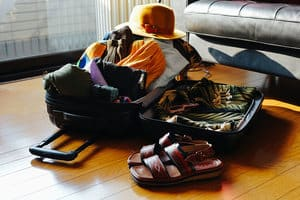 Pack light, travel in style!一個人的時尚旅行打包術