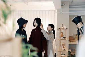 服裝工作者的一天:小安 陳怡安專訪