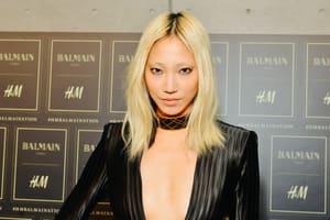 外表只是用來襯托個性!金髮韓裔超模-朴秀珠