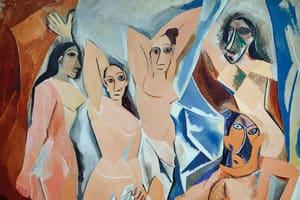 Face-off一千張臉—立體主義巨擘畢卡索的肖像畫