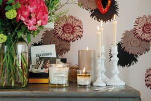 """""""使用好品質香氛蠟燭的人,一定有對生活充滿期待的積極人生"""""""