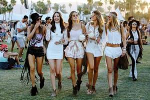 """""""完美的Boho穿著,才是與Coachella音樂相佐的最佳靈魂伴侶"""""""