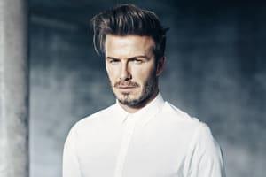 足球金童到世界時尚先生,David Beckham的人生轉折