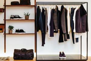 """""""對我來說,服裝的斷捨離方式,也是一種自我體悟的歷程"""""""