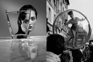 從20、60年代至兩千年的今天,看超現實黑白時尚攝影的演變