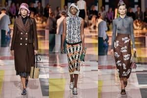 |Wazaiii看秀零時差|Prada重現一戰女性魅力,堅守「時尚會變,唯有個人風格永存」底線