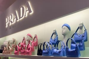 |Wazaiii時尚郊遊去|一把Prada為年輕世代開啟精品大門的鑰匙——名為浪漫的快閃店