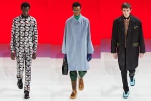 |Wazaiii看秀零時差|Prada 2020秋冬男裝秀:以工匠之姿,述說當代社會現象