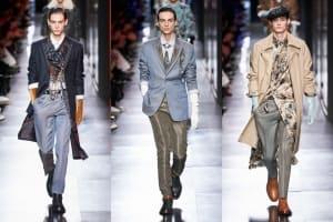 |Wazaiii看秀零時差|Dior Men 2020秋冬系列:龐克的混亂與高級時裝屋的精緻,碰撞出Dior Men的未來