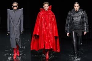|Wazaiii看秀零時差|BALENCIAGA 2020秋冬大秀:重新演繹時尚的非典型美學