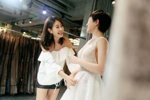 |Wazaiii 小編帶逛店|哪裡尋找命定婚紗?答案就在 C.H WEDDING 婚紗店裡