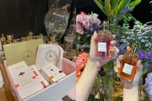 |Wazaiii 時尚郊遊去|盛夏的清新時光 嬌蘭淡香水帶你走進夏日的午後花室