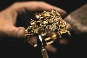 |Wazaiii 時尚郊遊去|Dior Joaillerie 高級珠寶展,璀璨珠寶閃爍七夕爛漫迷人光采
