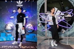 |Wazaiii 時尚郊遊去|還沒飛上太空,先感受太空科技!和 adidas 愛迪達一起征服宇宙