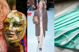 非疫情限定!從古到今時尚圈的「口罩」風潮
