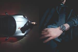 TAG Heuer 泰格豪雅 x 保時捷重磅聯名錶款亮相!競逐未來領先甩尾|Wazaiii 時尚郊遊去|