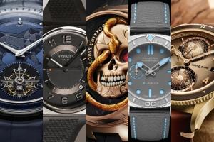 路易威登 LOUIS VUITTON、宇舶、真力時酷玩 Z 世代潮流,愛馬仕、沛納海各掀休閒永續潮,江詩丹頓、萬寶龍領眾冒險探索異國風|2021 Watches and Wonders 線上錶展(下)|