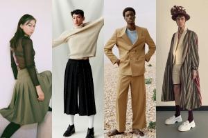 神秘新銳模特兒、新一代時尚怪才?全球時尚新秀群雄並起,你又跟上了多少?