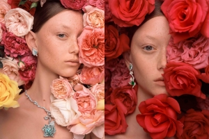 DIOR Joaillerie 高級珠寶系列 RoseDior—再訪迪奧先生的童年花園,作一場玫瑰盛放的美夢|Wazaiii時尚郊遊去|