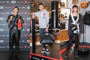 「Longchamp x EU 王者聯名系列」瘦子、小春、謝欣穎化身時尚拳擊手 潮流酷味帶來視覺爆擊|Wazaiii 時尚郊遊去|