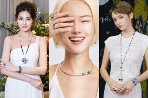珠寶植物學—Dior、Van Cleef & Arpels 梵克雅寶、CHAUMET...2021年頂級珠寶系列,展演亂世裡最奢華的療癒