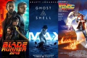 《哆啦 A 夢》、《2001太空漫遊》、《銀翼殺手》...等科幻作品與現實世界的交錯,那些被實現的科幻情節與預言