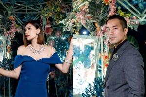 賈靜雯、張孝全徜徉 Tiffany 2021 Jean Schlumberger 高級珠寶展。繼加入 LVMH、碧昂絲 Beyoncé & JayZ 代言,不變詩意傳承與自然美學作品璀璨抵台|Wazaiii 時尚郊遊去|