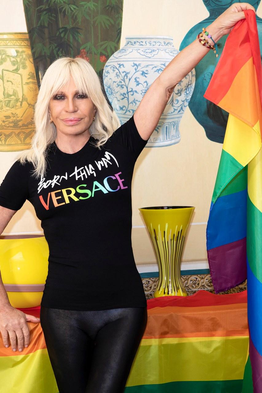 pride versace
