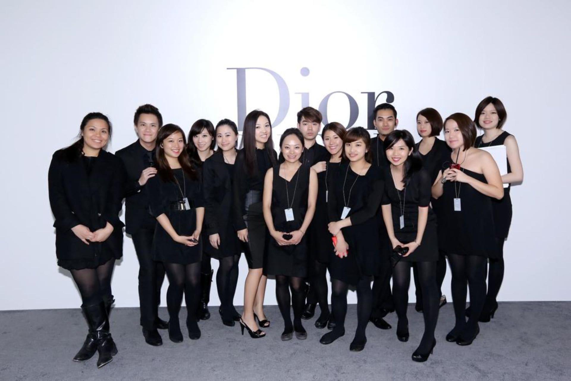 仲誼公關 Dior
